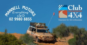 Club 4X4 mannells FB2
