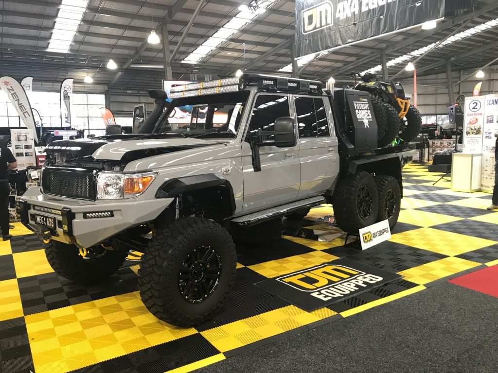National 4X4 Show Melbourne: Jackson's Highlights! - CLUB 4X4