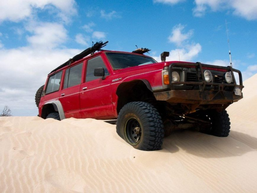 Fitting bigger tyres to your 4WD - CLUB 4X4