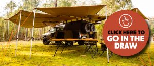 GIVEAWAY ENDS TODAY Darches New Eclipse 270 Awning