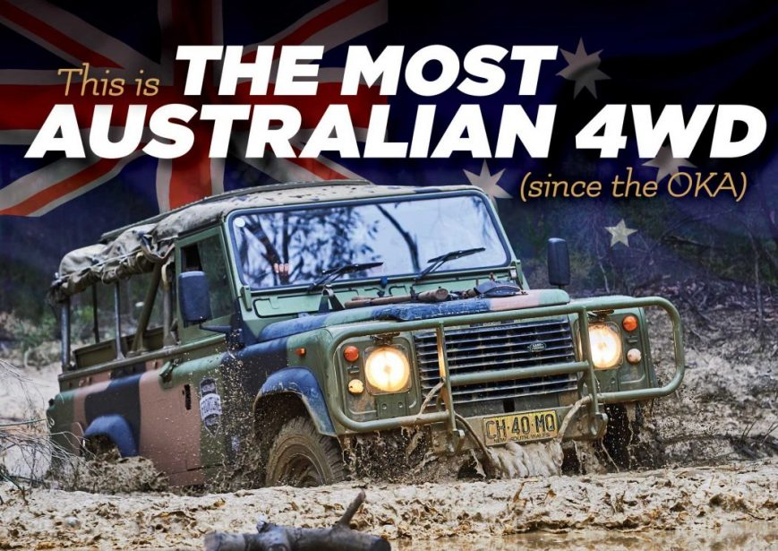 a7c453a6ef This is the Most Australian 4WD Since the OKA - CLUB 4X4
