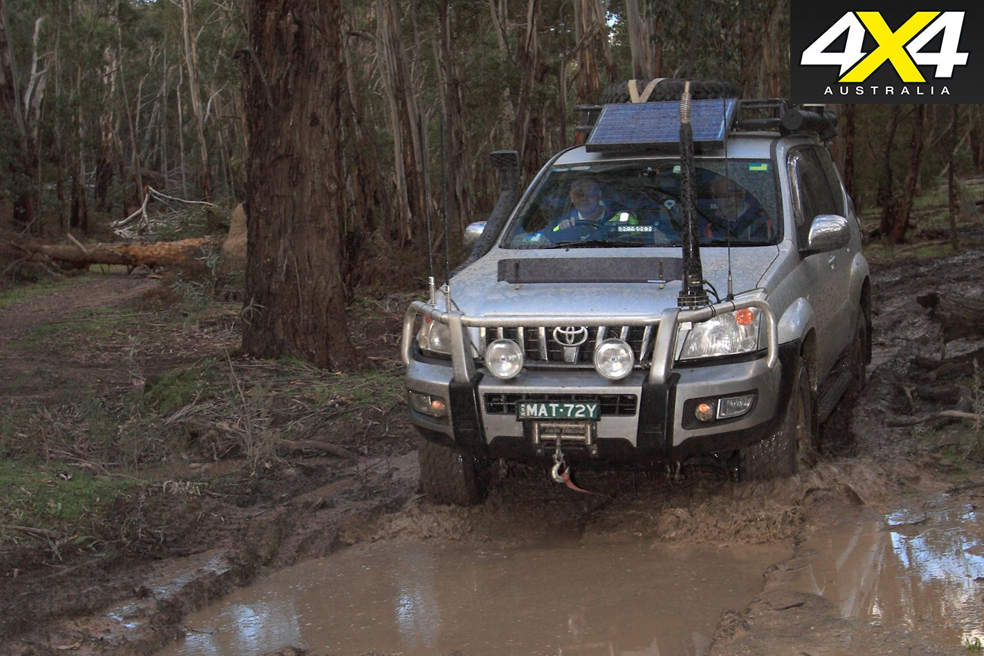 Toyota Prado Gxl Custom Review Club 4x4