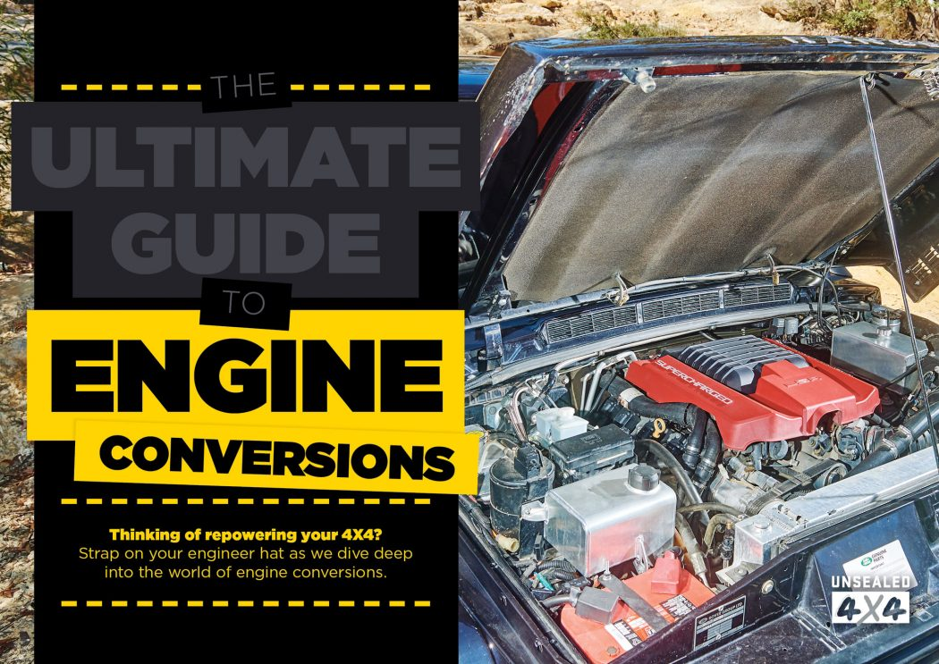 The Ultimate Guide To Engine Conversion