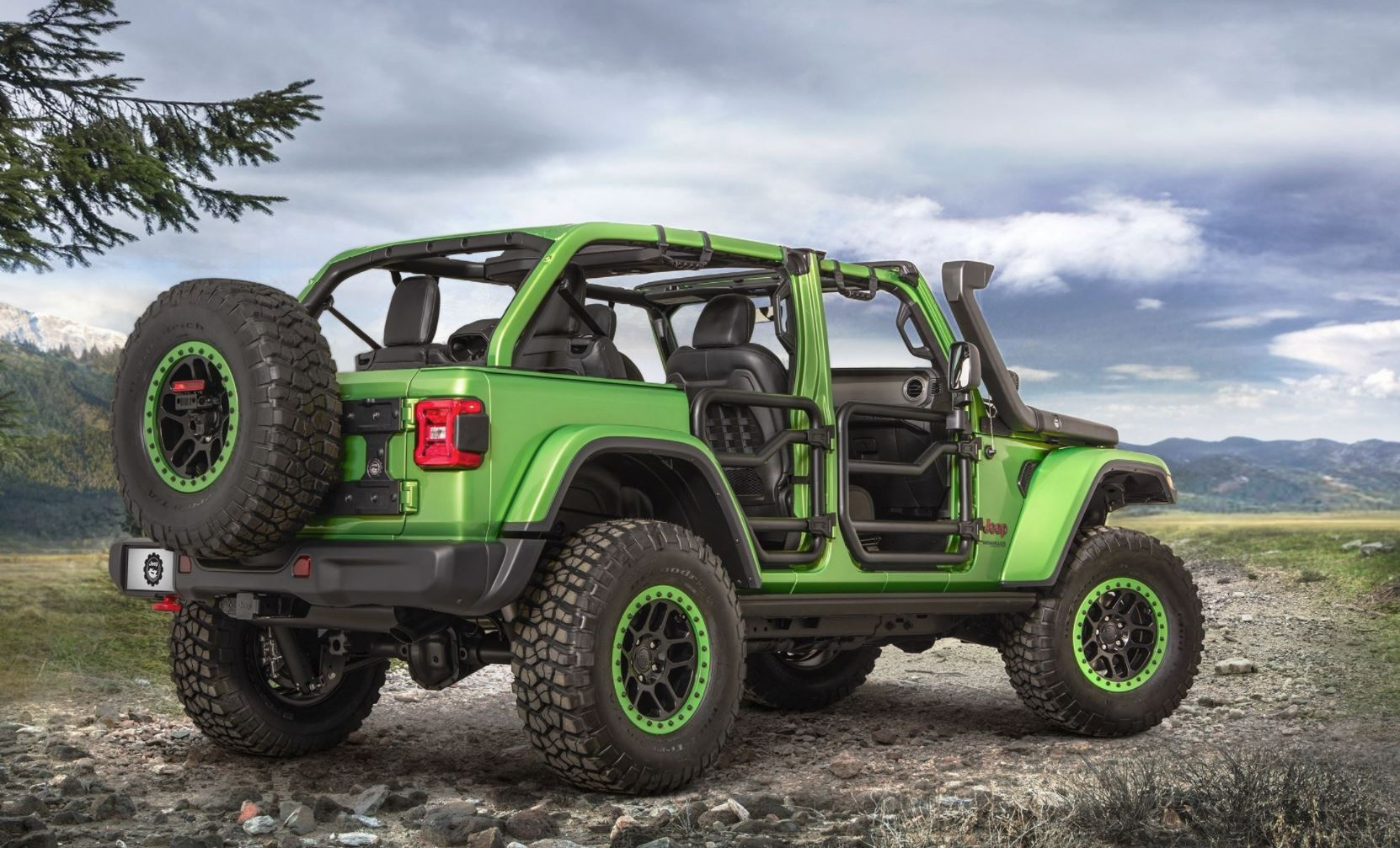 Mopar Builds JL Wrangler, And It\'s Awesome! - CLUB 4X4