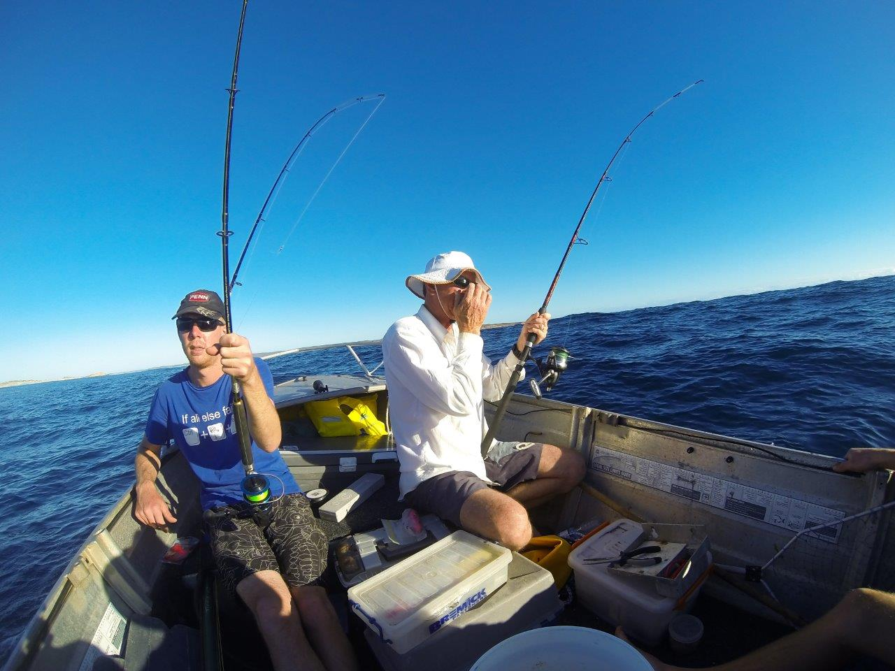 Steep Point Fishing - CLUB 4X4