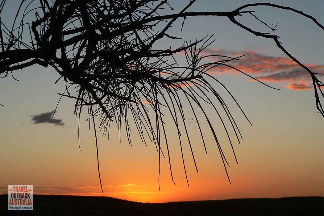 Sunset-Davenport-ranges