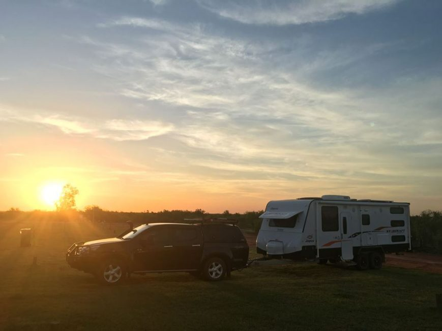 HOW TO CHOOSE THE BEST VEHICLE FOR TOWING A CARAVAN