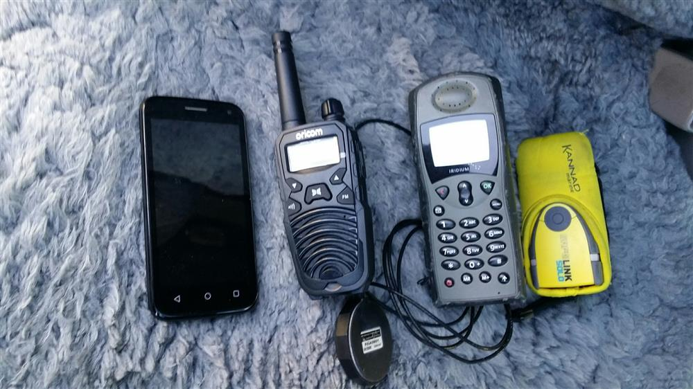 comms devices
