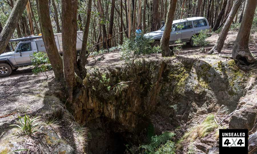 History, 4WDing and Camping at Donnelly's Creek - CLUB 4X4