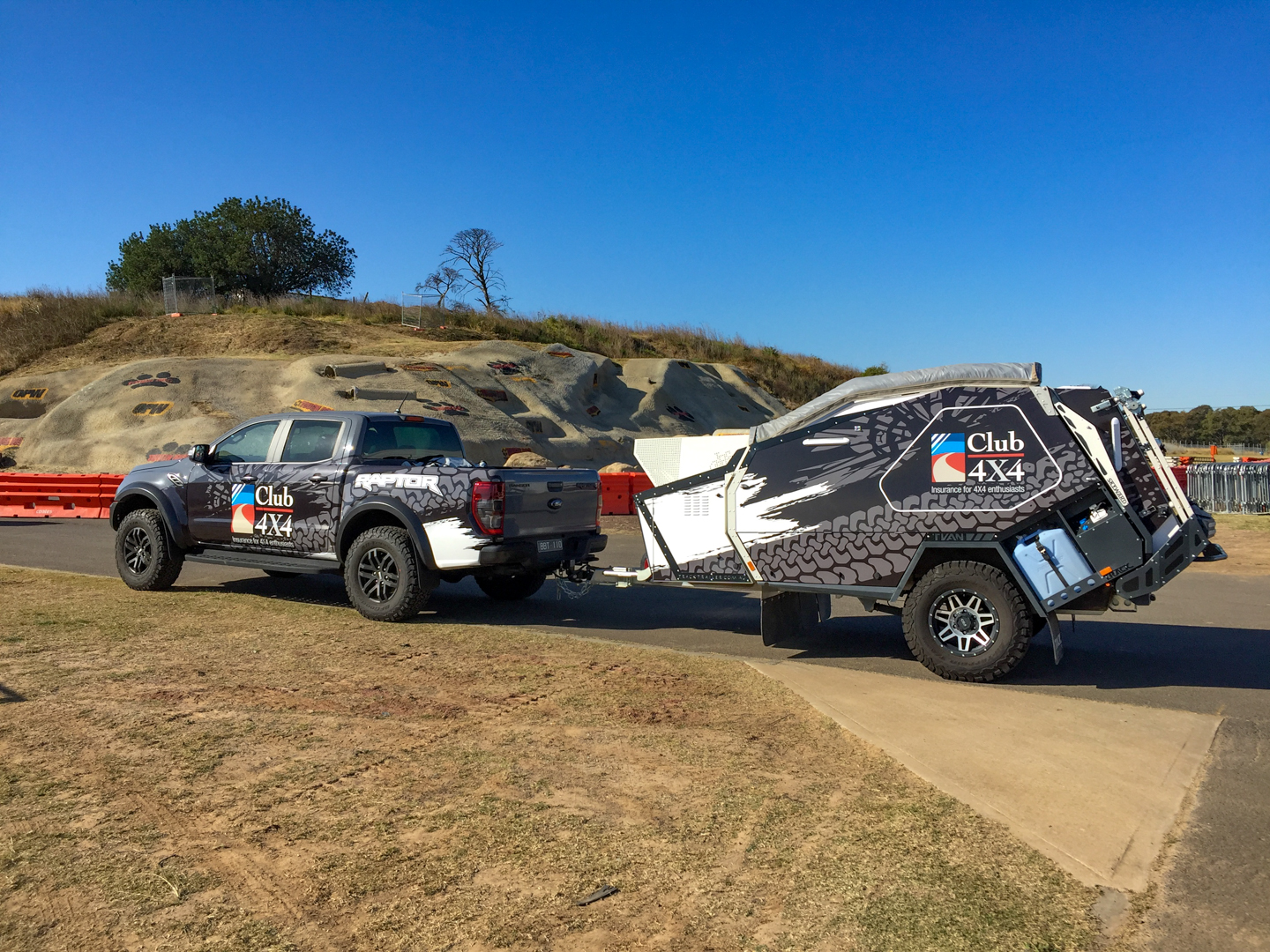 ford ranger raptor tow review