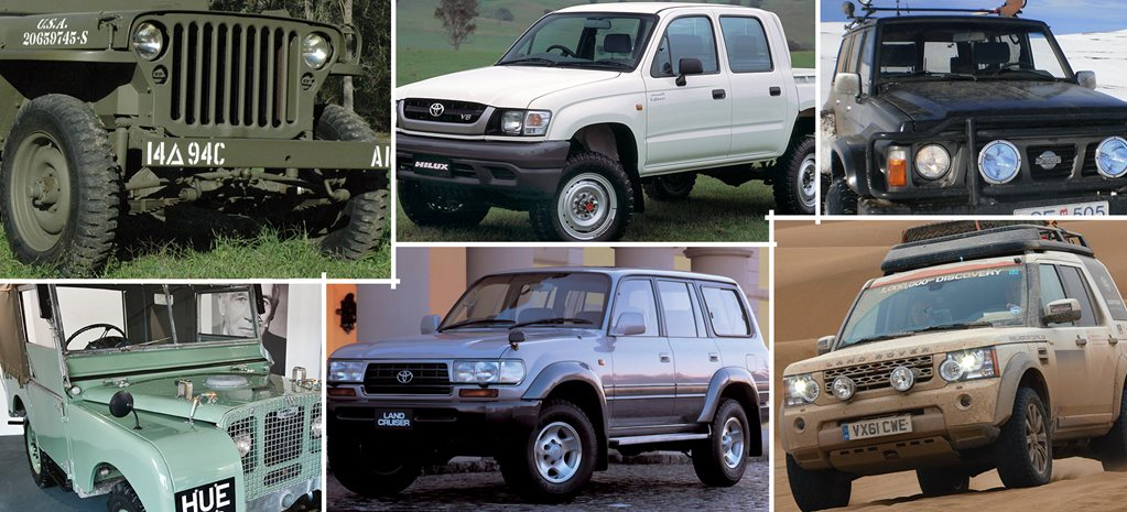 the 10 greatest 4x4s of all time the 10 greatest 4x4s of all time