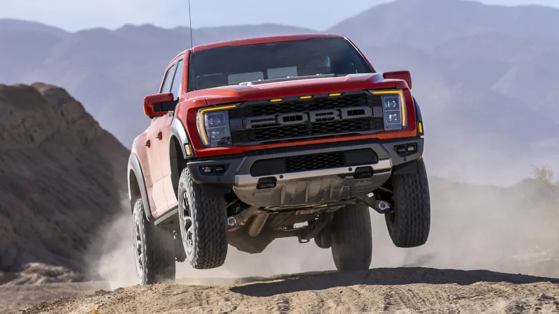 2021 Ford F-150 Raptor: Ranger Raptor's bigger brother revealed with twin-turbo V6, V8 version due 2022