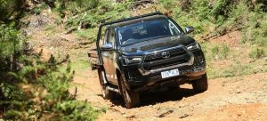 Strong 4x4 sales in January led by the Hilux