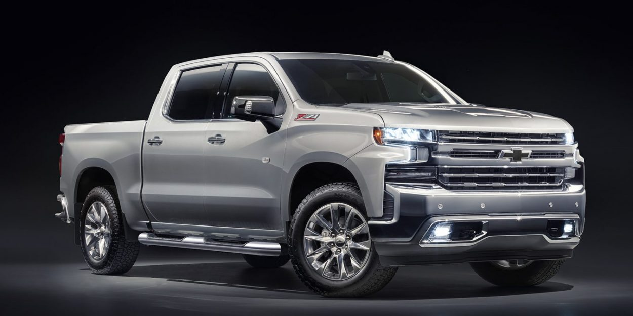 GM to scrap diesel- and petrol-powered Silverado by 2035