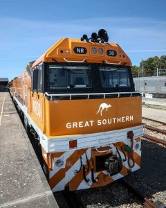 GREAT SOUTHERN RAIL JOURNEY
