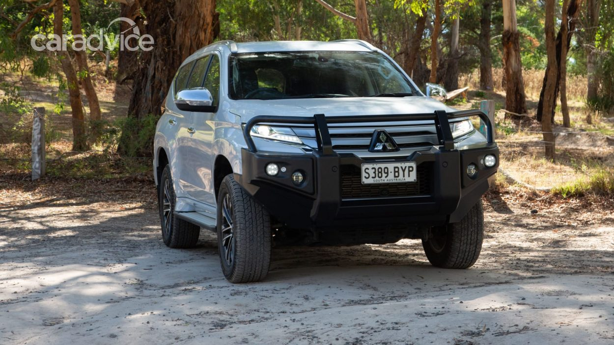 2021 Mitsubishi Pajero Sport Exceed review