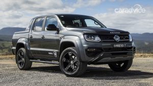 2021 VW Amarok W580 review: First local test drive