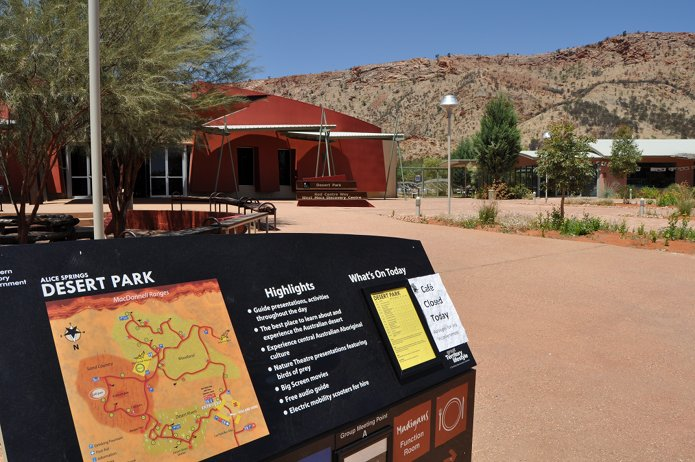 Alice Springs: Capital of the Outback