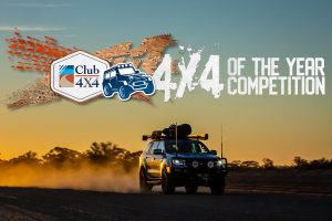Announcing the winners of Club 4X4's 4X4 Of The Year 2021!