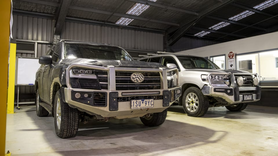 Access All Areas: A behind the scenes look at the making of the new Toyota LandCruiser